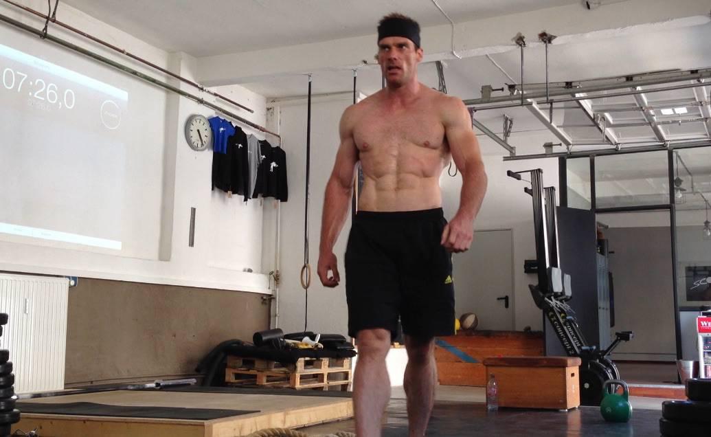 Mit dem Fitnesstraining in der Scoop sorgen wir für Muskelaufbau