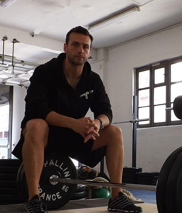 Personal Trainer Vladimir Batinic